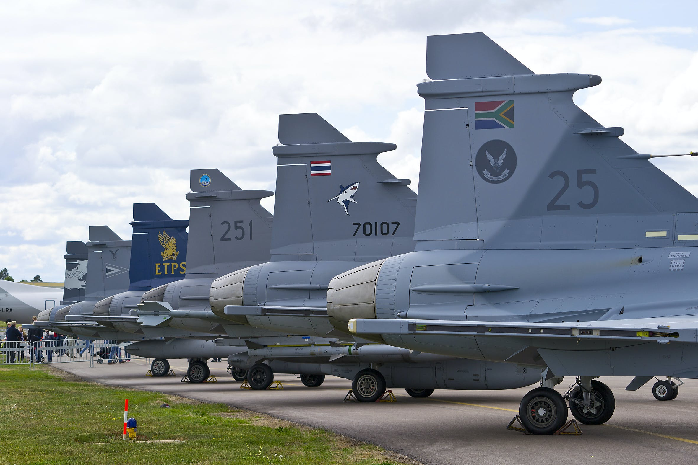 Free stock photo of aircraft, fighter jet, JAS 39, JAS 39 Gripen