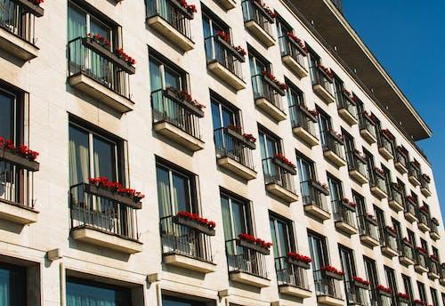 Foto profissional grátis de arquitetura, construção, hotel