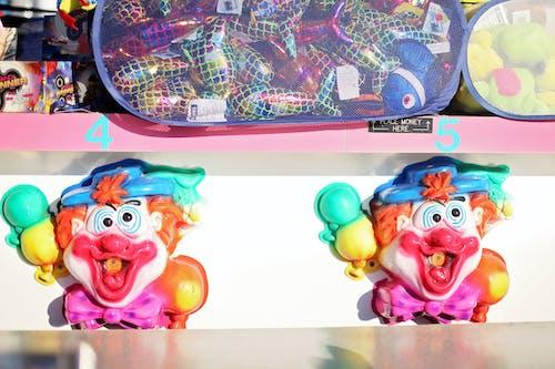 Fotos de stock gratuitas de buen tiempo, carnaval, circo, juego de carnaval