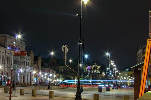 คลังภาพถ่ายฟรี ของ วอร์ซอ, เมืองเก่า
