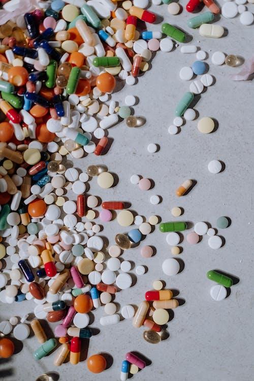 Fotos de stock gratuitas de adicción, analgésico, antibiótico