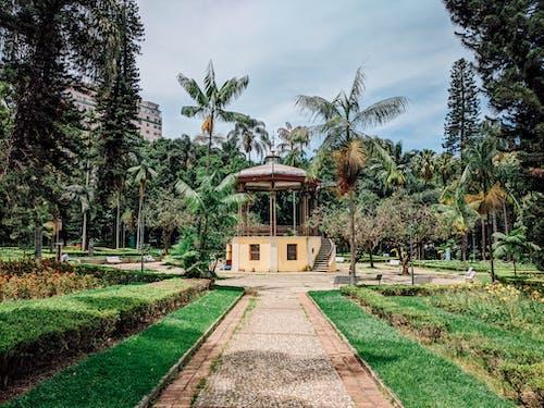 A Gazebo in the Garden Park