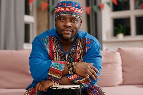 Photo Of Man Wearing Dashiki