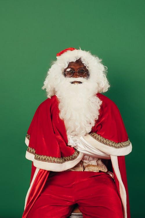 Δωρεάν στοκ φωτογραφιών με αγιοβασιλιάτικο καπέλο, Άγιος Βασίλης, Αι Βασίλης