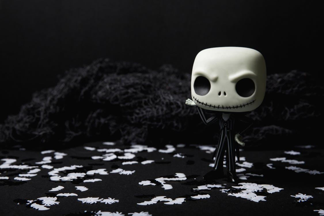 Jack Skelington Vinyl Figure