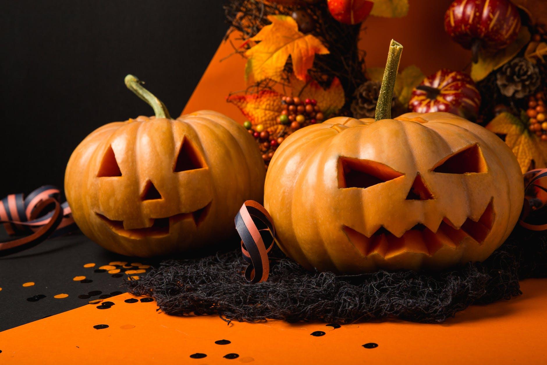 Jak przystroić dom na Halloween