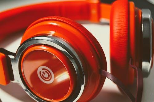 Foto d'estoc gratuïta de auriculars, música, sonicgear
