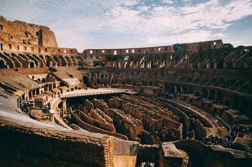 Free stock photo of amphitheater, ancient, archaeology