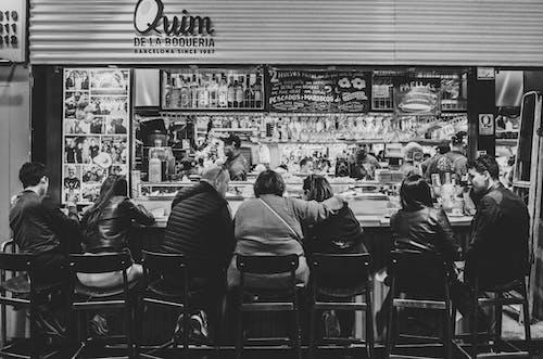 Fotos de stock gratuitas de adentro, alcohol, almuerzo