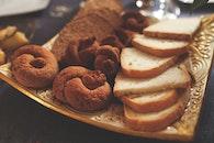 bread, food, baking