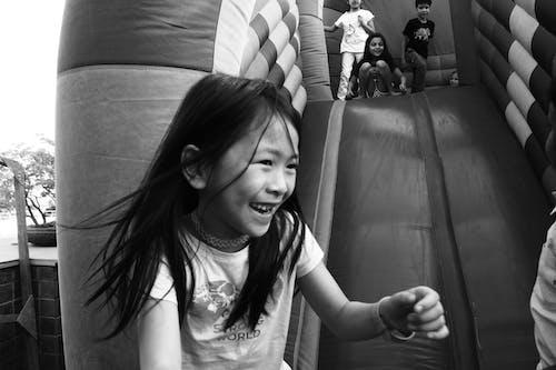 Foto stok gratis aktif, aktivitas, alam, anak