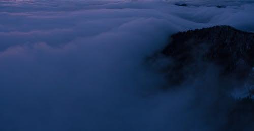bluehour, 冬季, 多雲的天空 的 免费素材图片