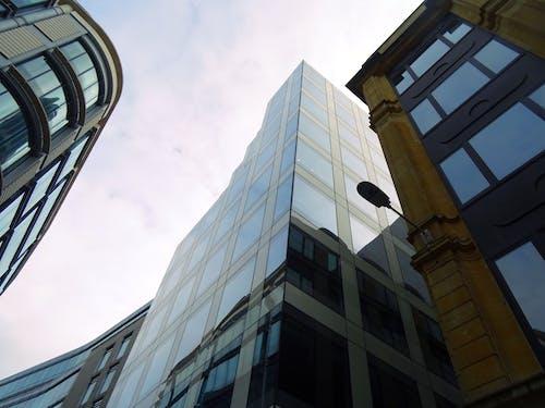Ilmainen kuvapankkikuva tunnisteilla arkkitehdin suunnitelma, futuristinen, heijastus, kaupunki