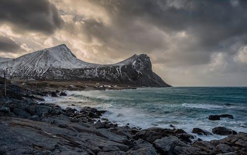 Free stock photo of arctic, beach, coastal landscape, dawn