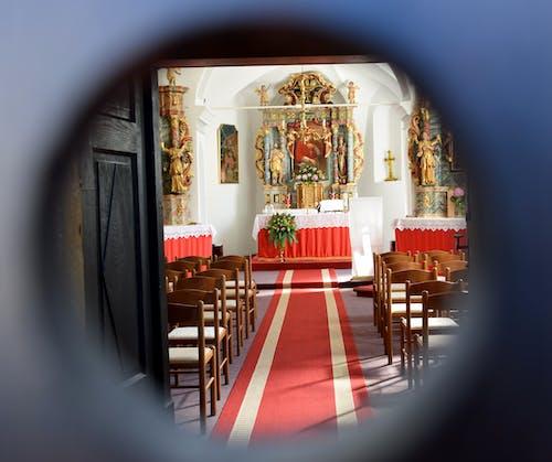 Free stock photo of The main altar - the church of St. Marko Križevčan