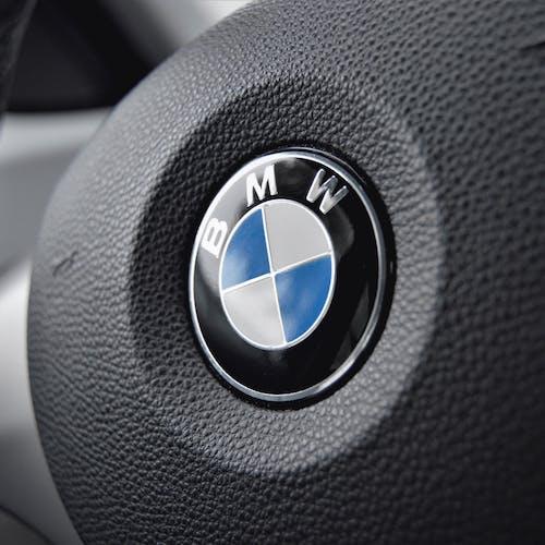 Black Audi Steering Wheel · Free Stock Photo
