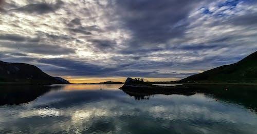 Free stock photo of arctic landscape, beach, cloud, coastal landscape