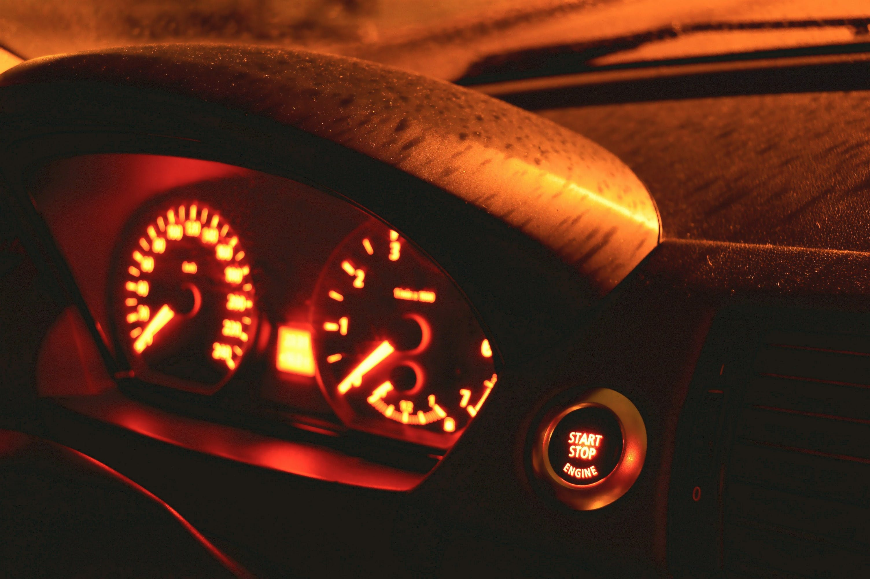 Free stock photo of night, car, vehicle, evening