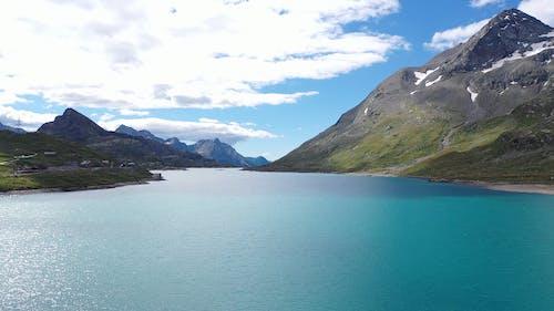Gratis lagerfoto af bjerg, bugt, Fjord
