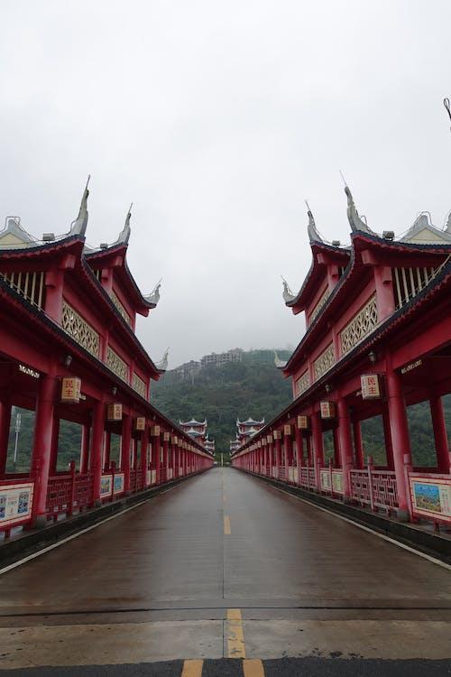 Бесплатное стоковое фото с yinggen lu, архитектура, байхуалин