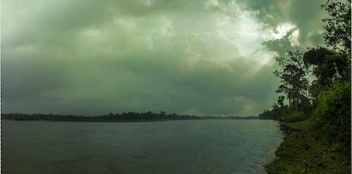 Free stock photo of cloudy sky, dark sky, foggy