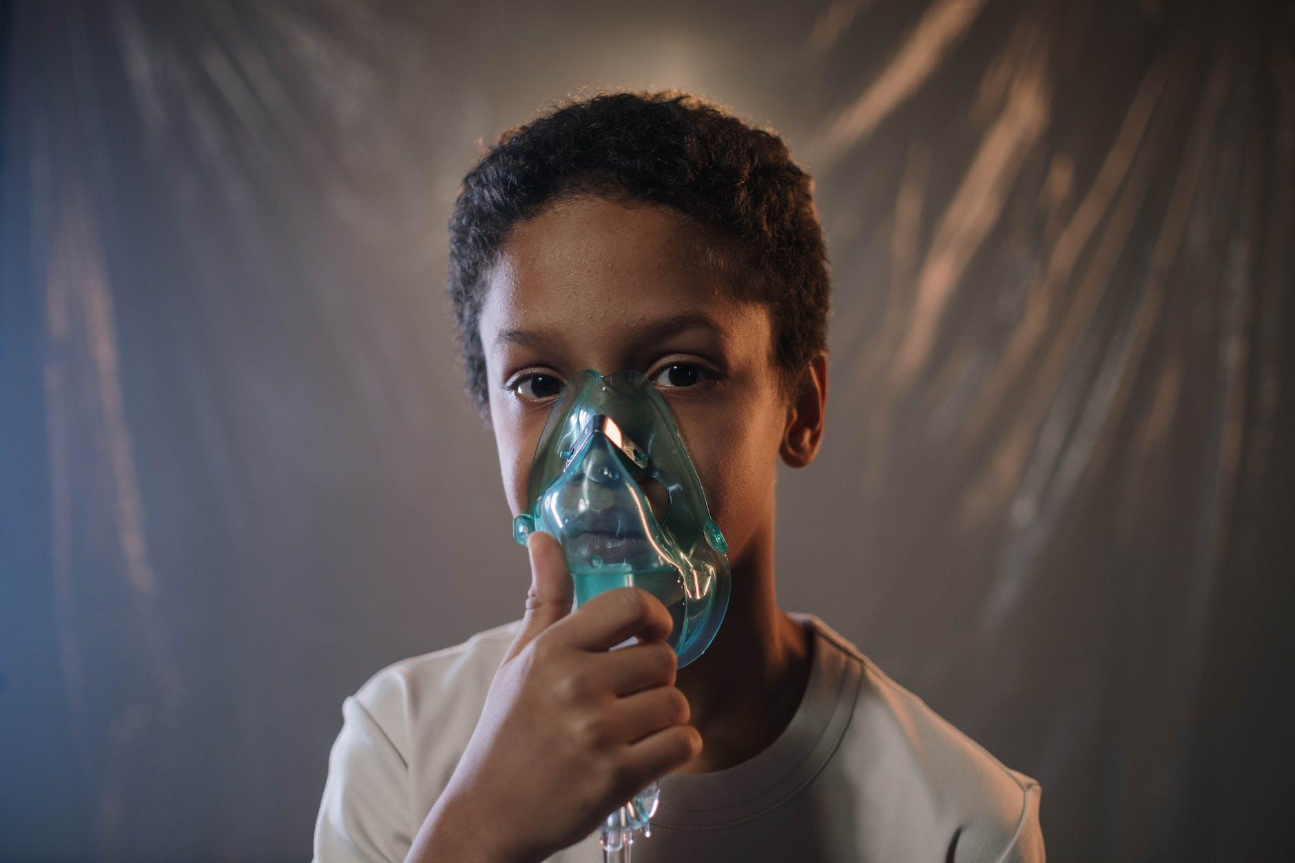 Children from Asthma