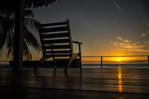 Photos gratuites de bain de soleil, beau coucher de soleil, blog de voyage