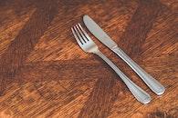 kitchen, silver, fork