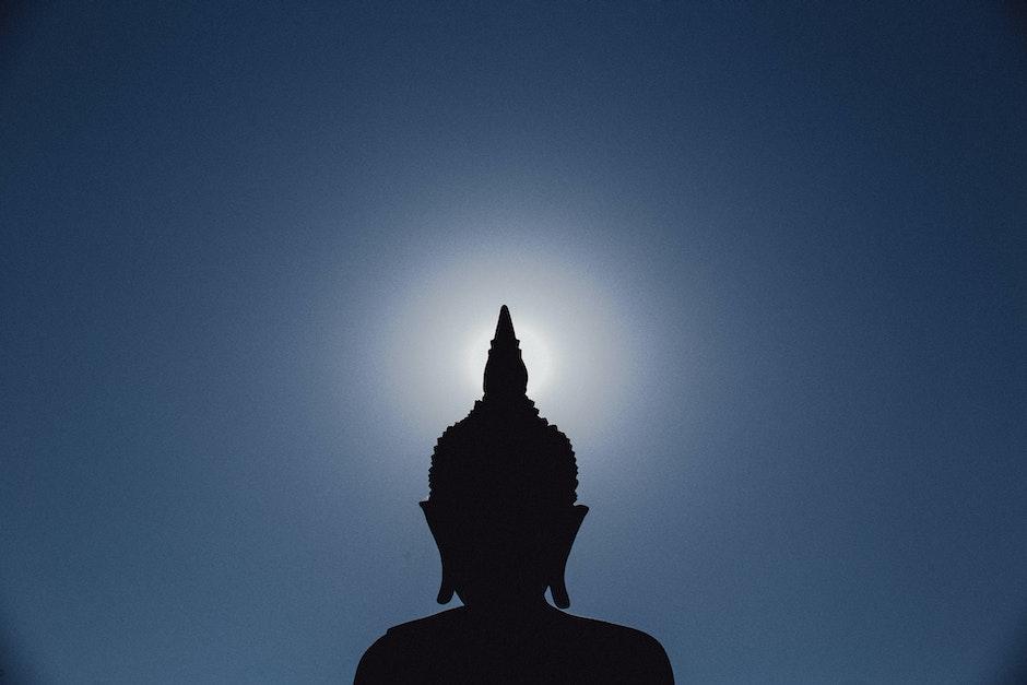 believe, blue, buddha
