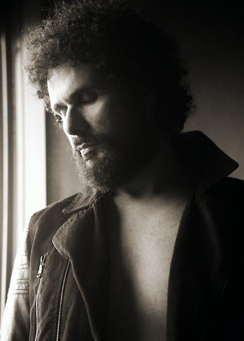 Free stock photo of bearded, bearded man, chest