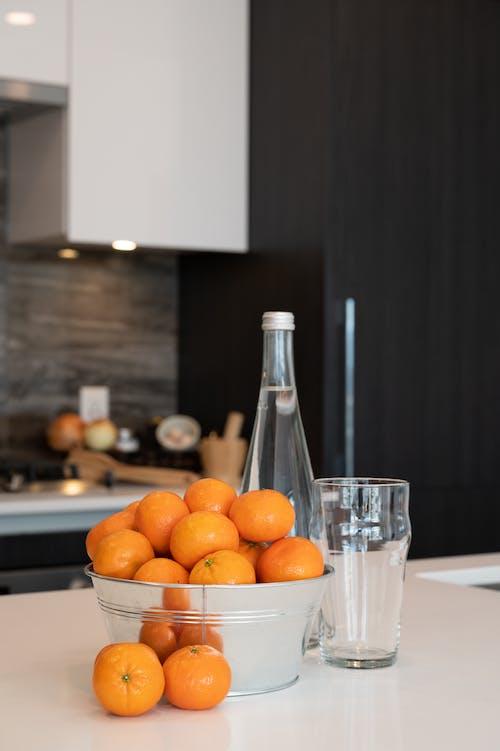 Gratis lagerfoto af appelsin, appelsinfrugt, håndvask