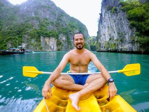 Free stock photo of kayak, kayaking, Maya, ocean