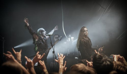 Foto d'estoc gratuïta de concert