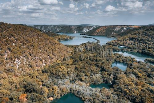 Free stock photo of adriatic, adventure, aerial