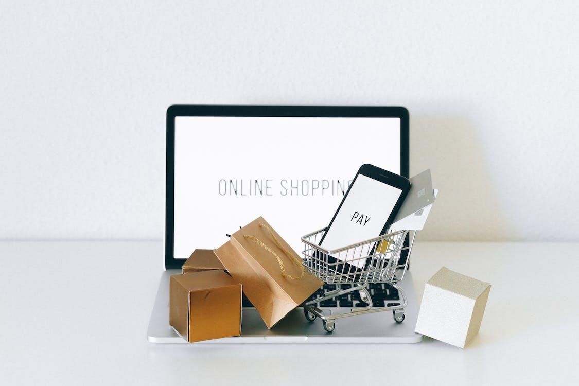 Foto stok gratis alat pembayaran,  berbelanja