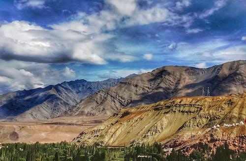 多雲的天空, 天性, 山 的 免費圖庫相片