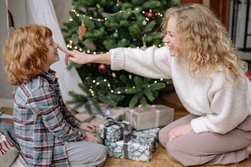 Ingyenes stockfotó ajándék, anya, család, dekoráció témában