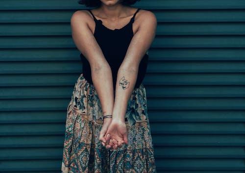 Imagine de stoc gratuită din emoção, portret de femeie
