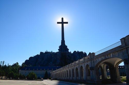 Free stock photo of santa cruz, valle de los caidos