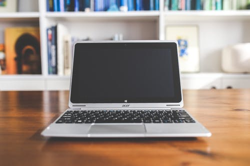 Foto stok gratis acer, buku agenda, keyboard, laptop