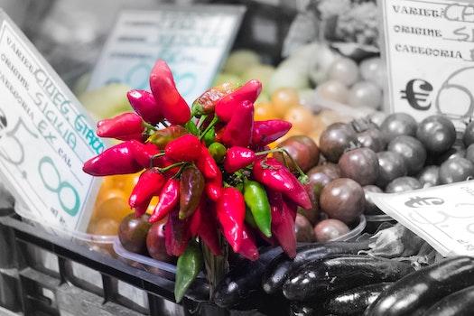 Free stock photo of food, italian, italy, colorful