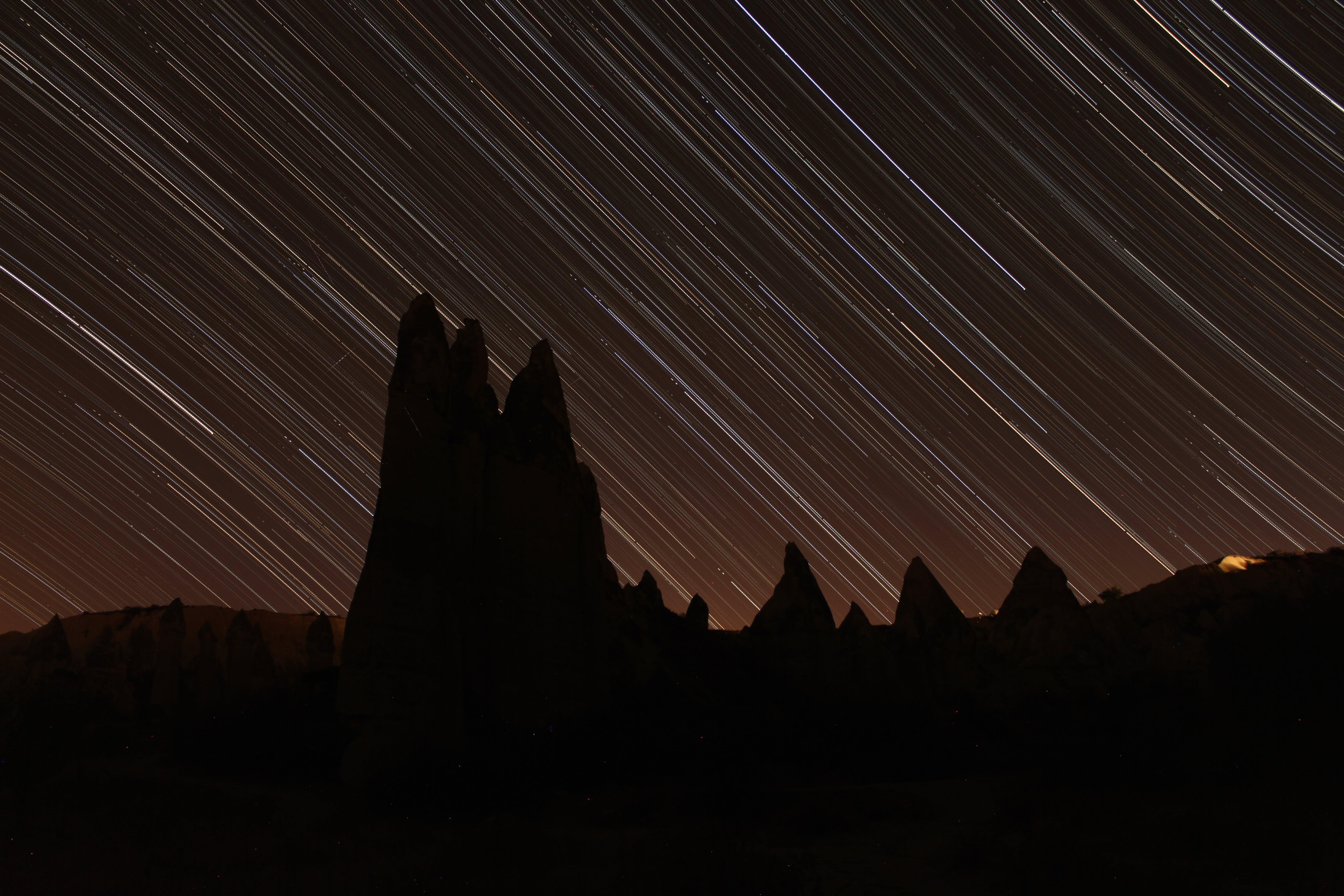 art, cappadocia, dark