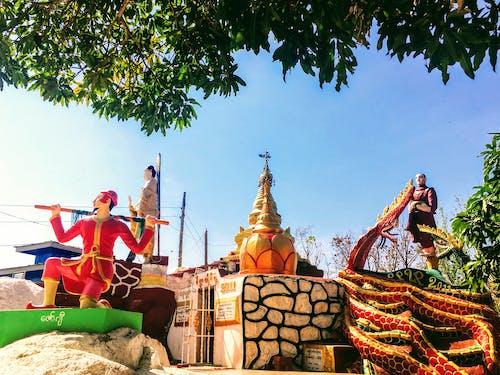 Free stock photo of buddhism, myanmar, pagoda