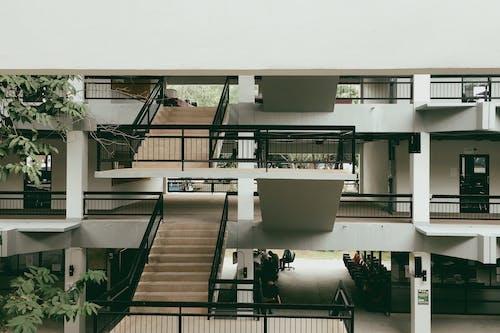 Ilmainen kuvapankkikuva tunnisteilla arkkitehtuuri, ovet, portaat, rakennus