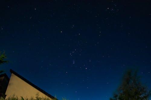 Immagine gratuita di cielo, cielo notturno, fotografia astronomica