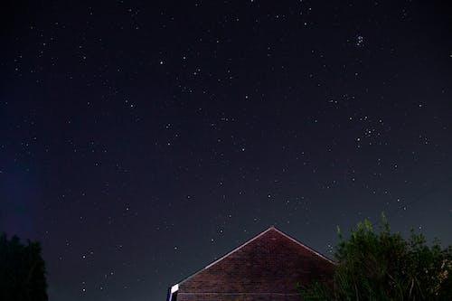 Immagine gratuita di cielo, cielo notturno, cronometro