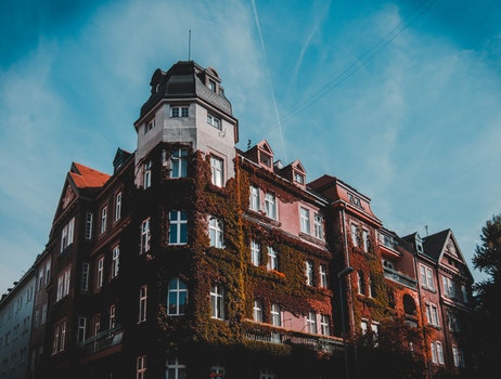 Free stock photo of building, architecture, windows, apartment