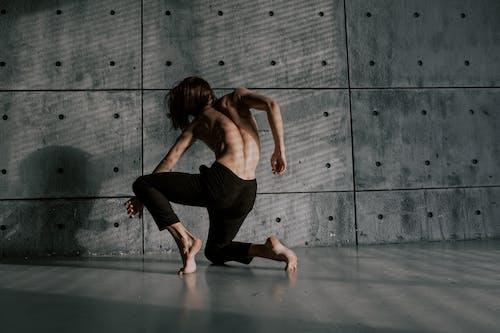 คลังภาพถ่ายฟรี ของ การออกแบบท่าเต้น, การเต้นรำ, คนเดียว