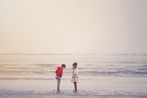 一起, 兒童, 冬季, 女孩 的 免费素材图片