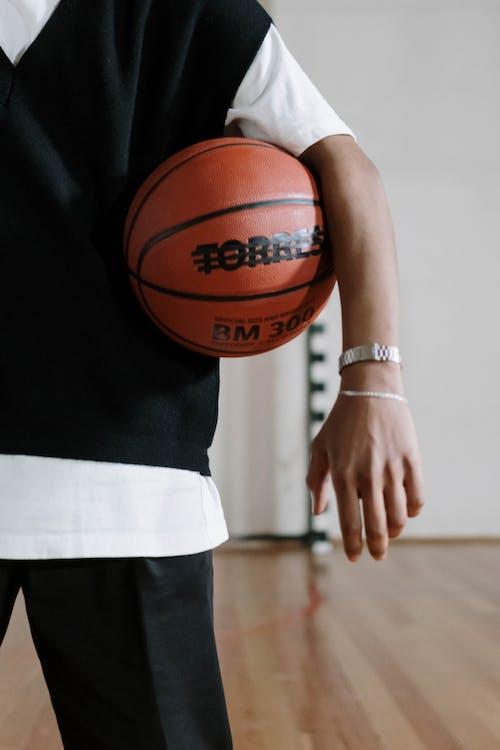 Free stock photo of activity, anonymous, basketball ball